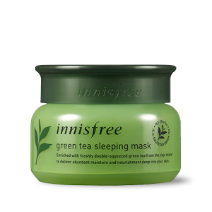 Green Tea Sleeping Mask